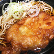 鶏から揚げが丼の半分を覆う! 横浜駅『濱そば』の「鶏から揚げそば」がカリカリで満足度高し / 立ち食いそば放浪記:第164回