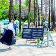 県外からも訪れる三宮の人気朝市!東遊園地の「ファーマーズマーケット」が楽しい
