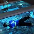 ワントゥーテン 、体験型スポーツテーマパーク「レジェンドスポーツヒーローズ イオンモール沖縄ライカム」に展開される、海をモチーフにしたデジタル遊具の制作を担当