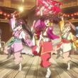 劇場アニメ『甲鉄城のカバネリ海門決戦』無名ちゃんがよさこい衣装で踊る最新PV公開!EGOISTが歌う主題歌も