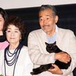 愛らしい黒ネコも登場!倍賞千恵子&藤竜也、初日舞台挨拶で同世代の大女優への憧れを語る