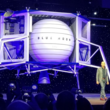 ジェフ・ベゾスが月面着陸機「Blue Moon」の全貌明かす!