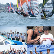 「ANAウインドサーフィンワールドカップ横須賀・三浦大会」が開幕