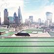 光合成を利用した世界初の「BioSolar Leaf」パネルでロンドンの大気汚染を改善
