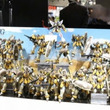 新機動戦記ガンダムW:マグアナック36機セットが静岡ホビーショーに