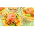 母の日にはカップ花束寿司♪ ちらし寿司の素で簡単にハレの日のおもてなし【レシピ付き】