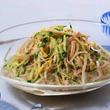 サッパリ美味しいささみとしらたきの中華サラダ!!