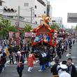 上下日枝神社の例大祭「山王祭」。山形県酒田市で「酒田まつり」が開催