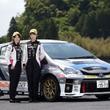2017年からCVTで全日本ラリーに挑戦しているトヨタ【全日本ラリー参戦マシンでスポーツCVTを体験】