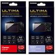 美しく画面を保護、Canon EOS RP用とSONY α6400用のULTIMA液晶保護ガラス