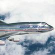 初飛行から50年!1990年代に活躍したボーイング747-400のデモンストレイター機がハセガワからテイクオフ!!