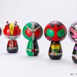 平成仮面ライダー20作品記念 群馬県の伝統工芸「創作こけし」& 限定ZIPPOライターセットの登場です。