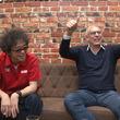 奥田民生「SWITCHインタビュー」でYouTube音楽部門総責任者と音楽の未来語る
