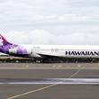 JAL、ハワイで「初日の出フライト」実施 ボーイング717を使用 初のハワイ開催