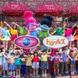 """トロールズ ~HAPPY HUG!~with つばきファクトリーTVアニメ版のテーマソングを歌う人気女性アイドルグループ""""つばきファクトリー""""と一緒にキラキラでハッピーな思い出づくり!"""