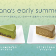【nana's green tea】京都宇治の抹茶と北海道産クリームチーズを使用した「抹茶とほうじ茶のチーズケーキ」と、数量限定の摘みたて「新茶」を販売開始!