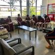 アルビレックス新潟 総合学習で上山中学校の皆さんが職場訪問