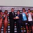 マイナビ、ジャパンビーチバレーボールツアー2019に冠協賛