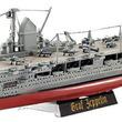 幻の航空母艦、グラーフ・ツェッペリン級が完成!ドイツレベル社のキットがハセガワより国内発売!