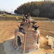 """関西初!『アースバッグハウス完成記念式典』 5月20日開催 多様な生物が共生する農園作りを体験 「Co-growingプログラム」の提供開始/""""農""""を通じて持続可能な社会の共創を目指す タネノチカラ"""