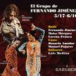 タブラオ・フラメンコ・ガルロチでフェルナンド・ヒメネスグループが初公演~2019年5月17日(金)~2019年6月16日(日)~