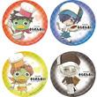 Animax Cafe+本日開店!第1弾は「さらざんまい」、尻子玉ドリンクなど登場