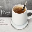 充電だけじゃないワイヤレス充電器!?次世代のスマートマグ「KOPI mug」がキャンペーン開始
