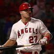 【MLB】トラウトが通算250本塁打 初回に144メートル特大弾