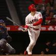 【MLB】大谷翔平、本拠地で234日ぶり本塁打! 第3打席に豪快今季2号でファン総立ち