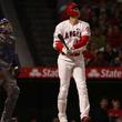 【MLB】大谷の豪快2号、米解説者は思わず「ああっ」 スイング絶賛「極めて力強い」