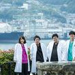 大学病院で「研修医バンド」が活躍中!軽音楽部出身4人組、院内コンサートも│長崎大学