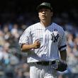 【MLB】179キロ打球直撃の田中将大は軽症 指揮官「次の登板日に投げるチャンスはある」