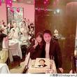浜田雅功、誕生日パーティーで夫婦ショット