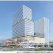 『高崎駅東口栄町地区第一種市街地再開発事業』一般業務代行者に決定