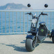 排気ガスゼロ、CO2もゼロ!大人も楽しめる公道走行可能な電動三輪車登場