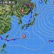 21日 関東・東海で激しい雨 大雨に警戒 強風も