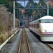 駅構内で紅葉見物【私鉄に乗ろう82】東武日光線 その2(22)
