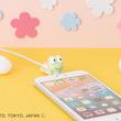 """ハローキティ、バッドばつ丸、けろけろけろっぴがスマホに! iPhone純正ケーブル用アクセサリー""""CABLE BITE""""がサンリオとコラボ"""