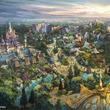 東京ディズニーシーの新エリア「ファンタジースプリングス」に名称決定 ホテル併設
