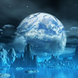 極寒な冥王星の「海」が凍らない理由が明らかに 氷河と地下海の間に「ガス層」