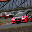 TCR Japanサンデーシリーズは、マクラーレンカラーのTEAM GOH MODELSが優勝【スーパーフォーミュラ第2戦オートポリス】