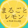 レモン好き集まれ!!爽やかな酸っぱさと眩しいイエローが魅力的な「レモン」だらけのイベント「まるごとレモン」代々木VILLAGE by kurkkuで今週末5月25日(土)開催!