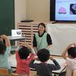 神戸教育短期大学付属八尾ソレイユ認定こども園にて  子どもオンライン英会話GLOBAL CROWNのレッスン開始