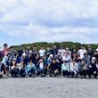 海のゆりかご「アマモ」の苗移植会に千葉大生44名が参加