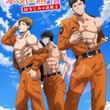 「僧侶枠」でおなじみ「ComocFestaアニメ」、7月クールは「指先から本気の熱情-幼なじみは消防士-」に決定!7月7日(日)よりTOKYO MXほかで放送&配信開始!