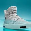 防水性と通気性100%!リサイクル海洋プラスチック製の靴「VIA」はナノ膜を使用
