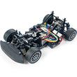 タミヤの1/10電動RCカーに対応する新型シャーシがお目見え! 3種のホイールベースに対応!