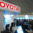 トヨタ、モビリティカンパニーへの変化を表現…人とくるまのテクノロジー2019