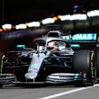 F1=モナコGP、フリー走行でハミルトンが最速