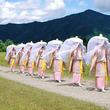 平安の歌人小町をしのぶ 秋田県湯沢市で「小町まつり」開催